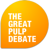 Great Pulp Debate logo
